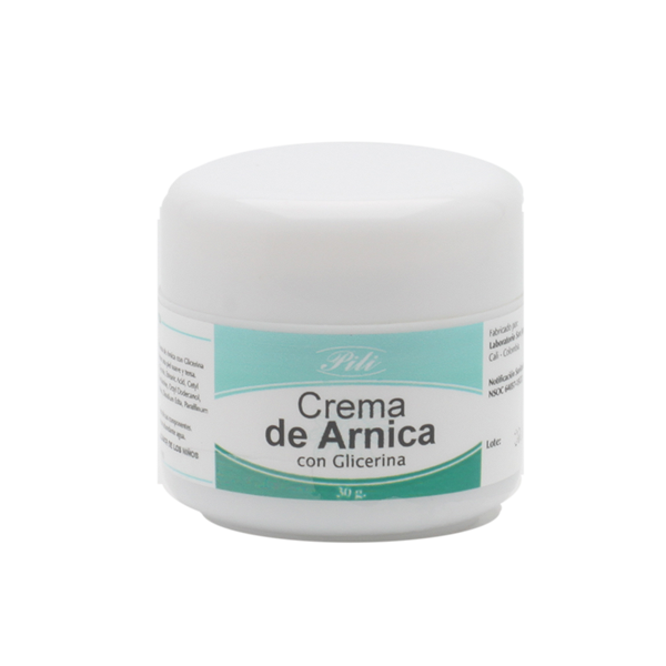 Crema de Arnica Pili