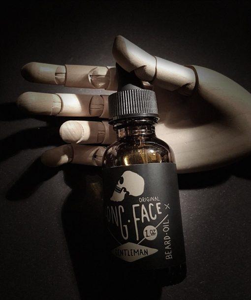 Long Face Gentleman Beard Oil