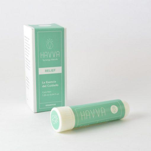 Natural nasal inhaler relief