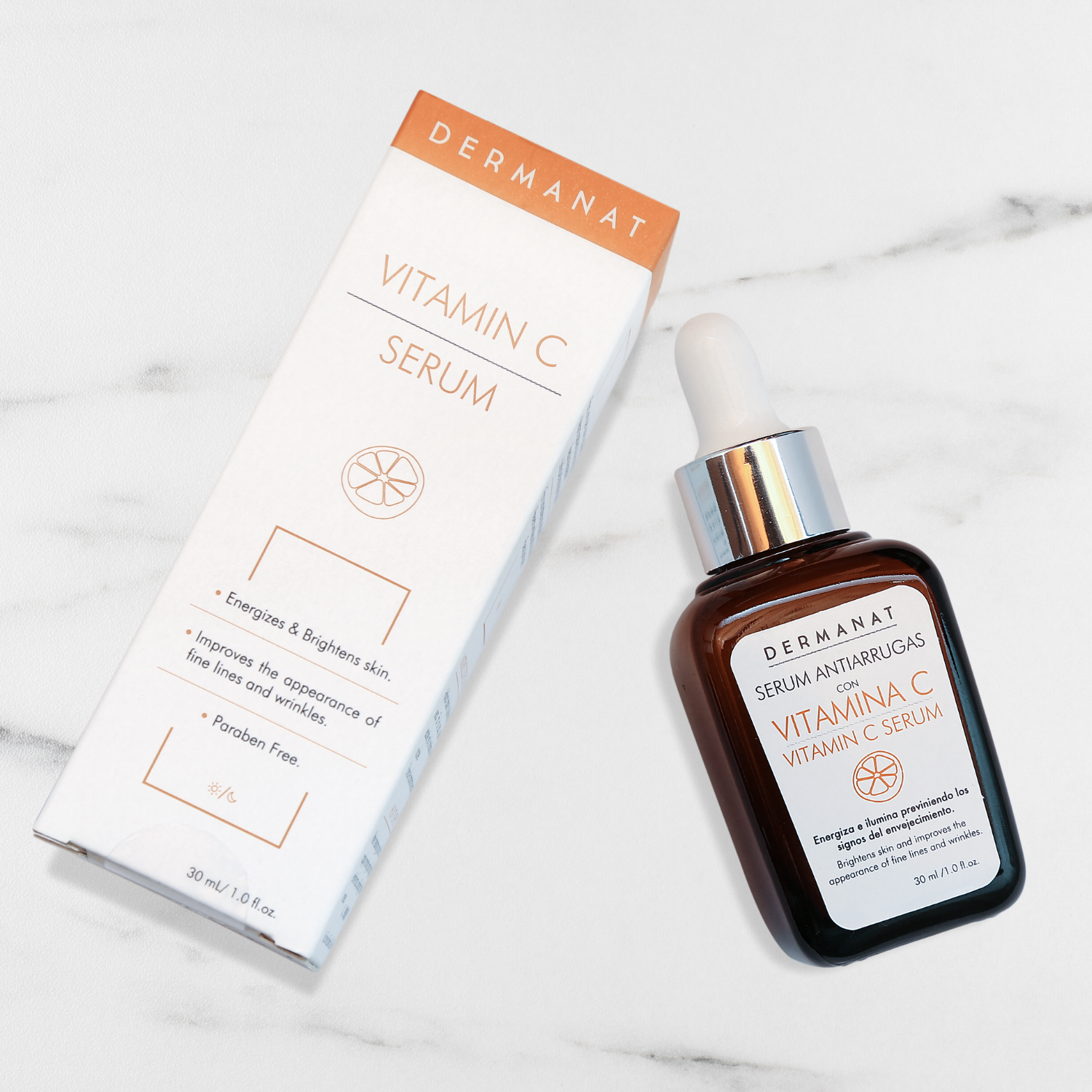 Dermanat Vitamin C Serum