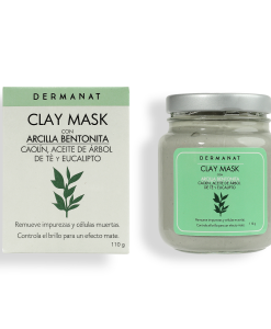 main product clay mask