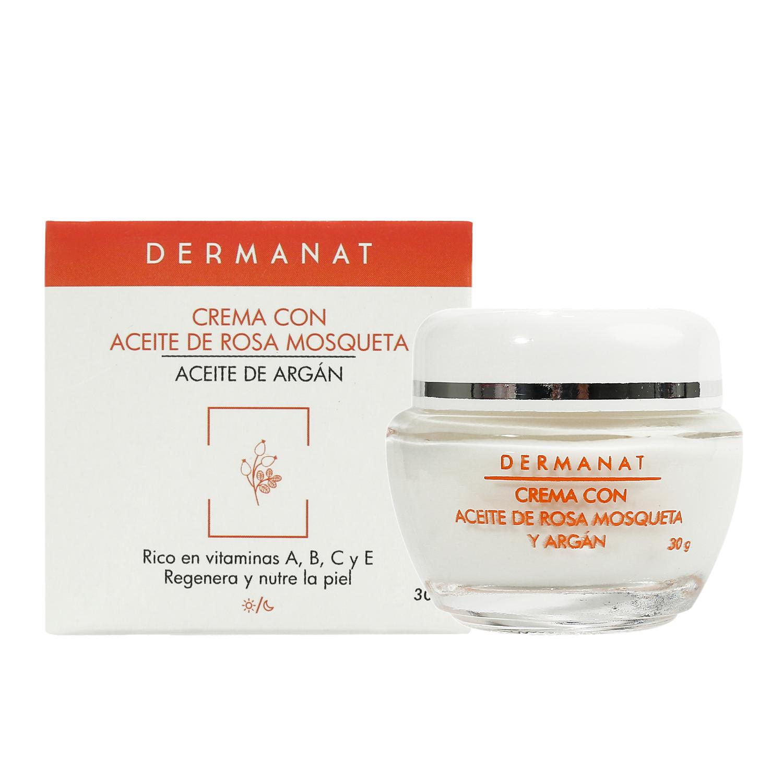 Dermanat, Rosehip & Argan Oil Facial Cream