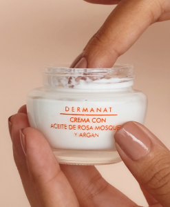 Dermanat, Rosehip & Argan Oil Facial Cream